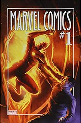 Marvel Comics #1 80th Anniversary Edition