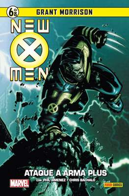 Coleccionable New X-Men (Cartoné) #6