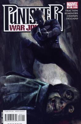 Punisher War Journal Vol 2 (Comic Book) #22