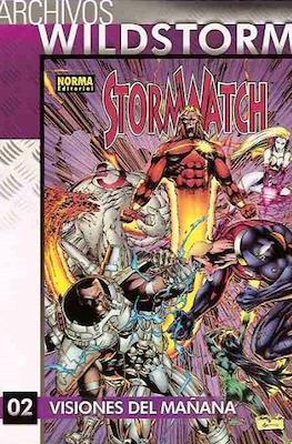 Archivos Wildstorm Stormwatch (Rústica, 224 a 328 páginas a color. 22x15cm.) #2