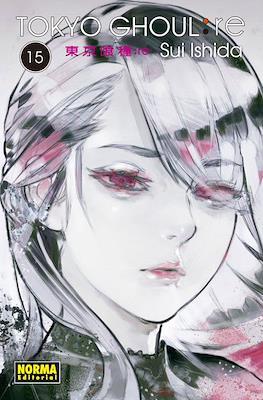 Tokyo Ghoul:re #15