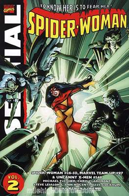 Essential Spider-Woman (Softcover) #2