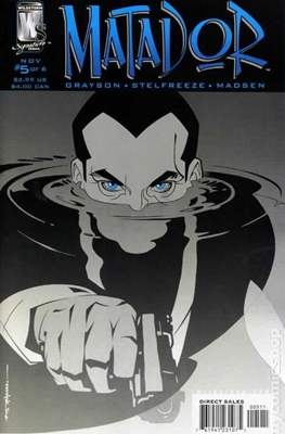 Matador (2005-2006) (Grapa) #5