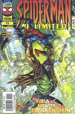 Spiderman Unlimited (1996-1999) (Grapa) #11
