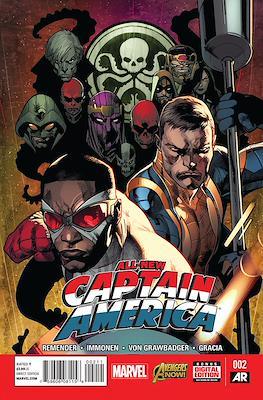 All-New Captain America (Comic Book) #2