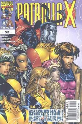 Patrulla-X Vol. 2 (1996-2005) (Grapa) #52