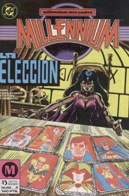 Millennium (1988-1989) (Grapa, 36 páginas) #4