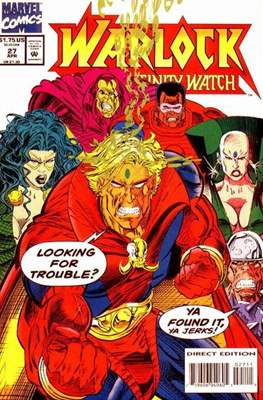 Warlock and the Infinity Watch (Comic-Book) #27
