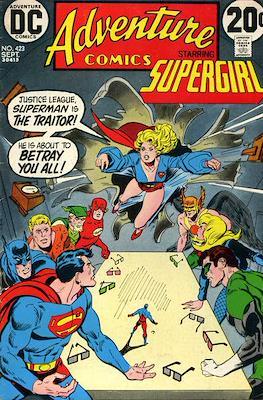 New Comics / New Adventure Comics / Adventure Comics (1935-1983 ; 2009-2011) (Comic Book) #423