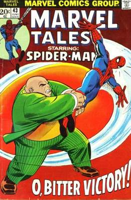 Marvel Tales (Comic Book) #43
