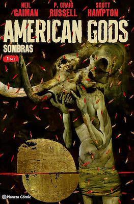 American Gods: Sombras (Grapa 32 pp) #1