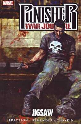 Punisher War Journal Vol 2 (Softcover) #4