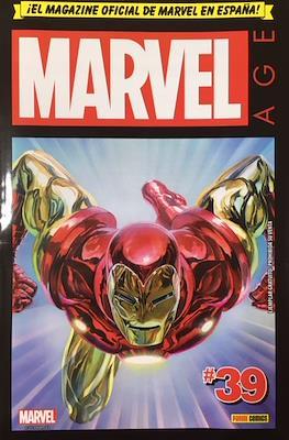 Marvel Age (2016-) (Grapa) #39