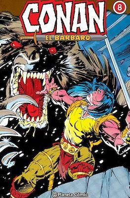 Conan El Bárbaro (Cartoné 600 pp Integral) #8
