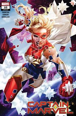 Captain Marvel Vol. 10 (2019-) (Comic Book) #10