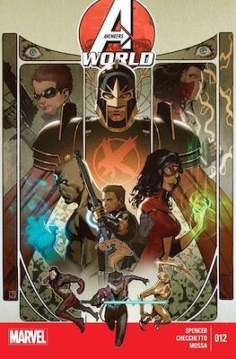 Avengers World (2014-2015) (Comic-Book) #12