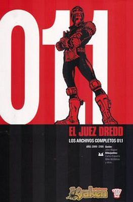 El Juez Dredd: Los Archivos Completos