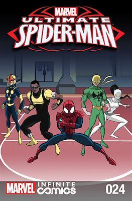 Ultimate Spider-Man: Infinite Comics #24