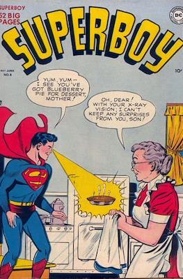 Superboy Vol.1 (1949-1977) #8