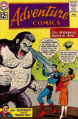 New Comics / New Adventure Comics / Adventure Comics (1935-1983; 2009-2011) (Saddle-Stitched) #295