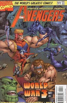 The Avengers Vol. 2 Heroes Reborn (1996-1997) (Comic Book) #13