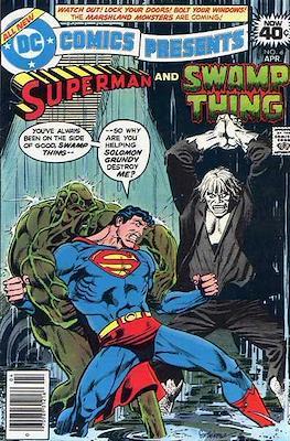 DC Comics Presents: Superman (Grapa) #8