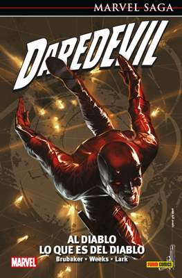 Marvel Saga: Daredevil (Cartoné) #17
