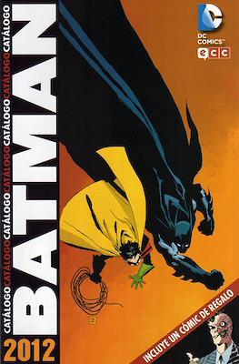 Catálogo Batman 2012