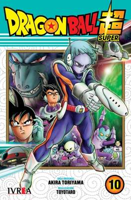Dragon Ball Super (Rústica) #10