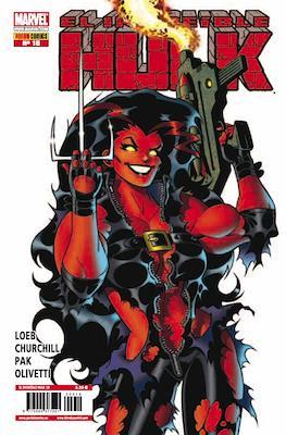 El Increíble Hulk (2008-2011) (Grapa, 24 páginas) #19