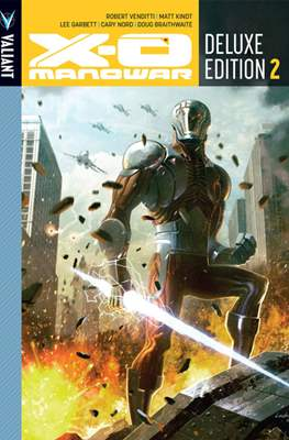 X-O Manowar Deluxe Edition (Digital Collection) #2