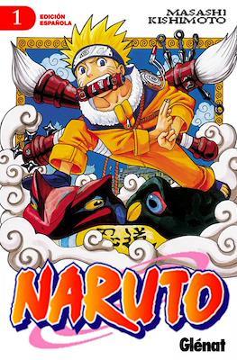 Naruto (Rústica con sobrecubierta) #1