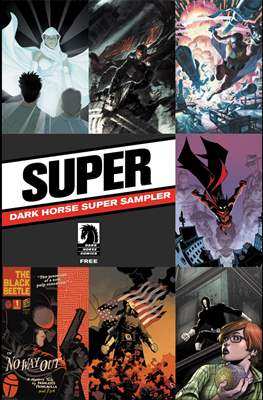 Dark Horse Super Sampler