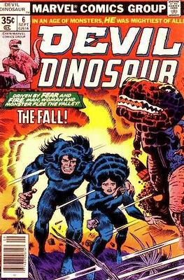 Devil Dinosaur (Comic Book. 1978) #6