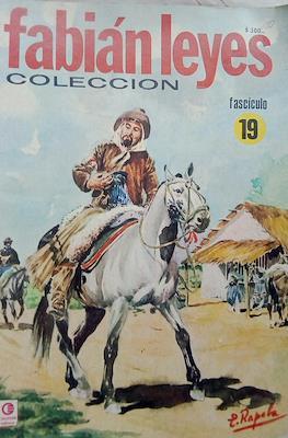 Fabián leyes colección #19
