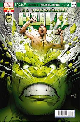 El Increíble Hulk Vol. 2 / Indestructible Hulk / El Alucinante Hulk / El Inmortal Hulk (2012-) (Comic Book) #71