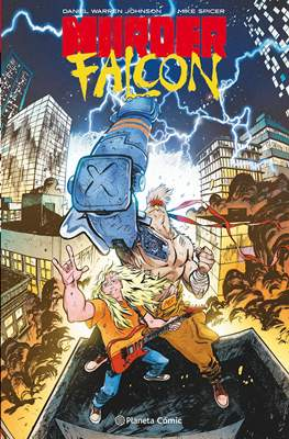 Murder Falcon (Cartoné 232 pp) #