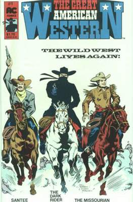 The Great American Western #1