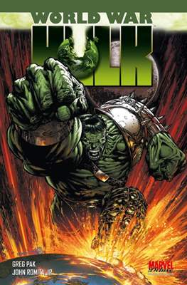 World War Hulk. Marvel Deluxe