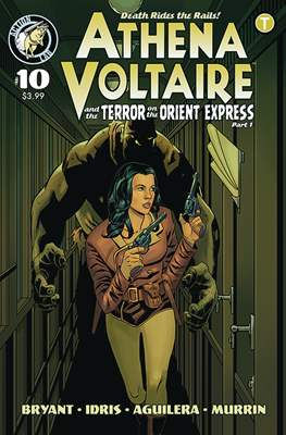 Athena Voltaire (Comic Book) #10