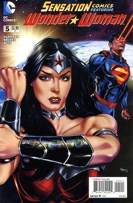 Sensation Comics Featuring Wonder Woman (2014-2016) #5
