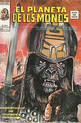 El planeta de los monos Vol. 1 #17