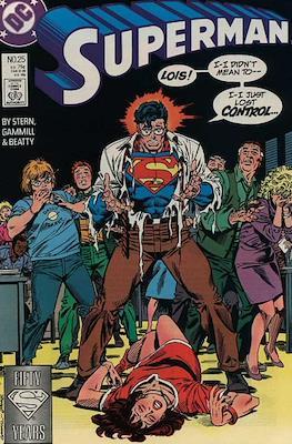 Superman Vol. 2 (1987-2006) #25