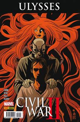 Civil War II: Crossover (2017) (Rústica 96pp.) #4
