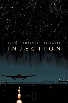 Injection (Comic-book) #8