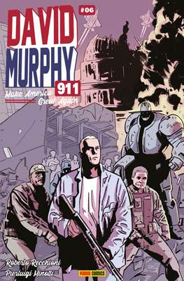 David Murphy 911: Make America Great Again #6A