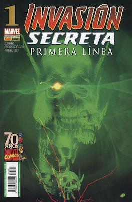 Invasión Secreta: Primera Línea (2009) (Grapa) #1