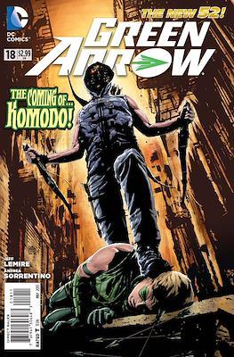 Green Arrow vol. 5 (2011-2016) (Comic-Book) #18