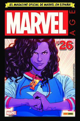 Marvel Age (2016-2019) (Grapa) #26