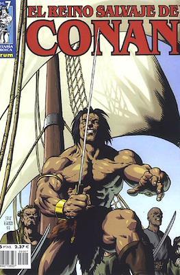 El Reino Salvaje de Conan (Grapa 48-80 pp) #7